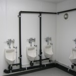 Self Contained Lavatory 12x40