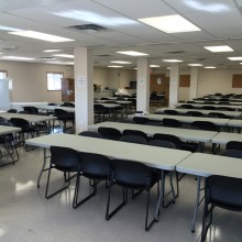 Lunch Room Complex - 8 Unit