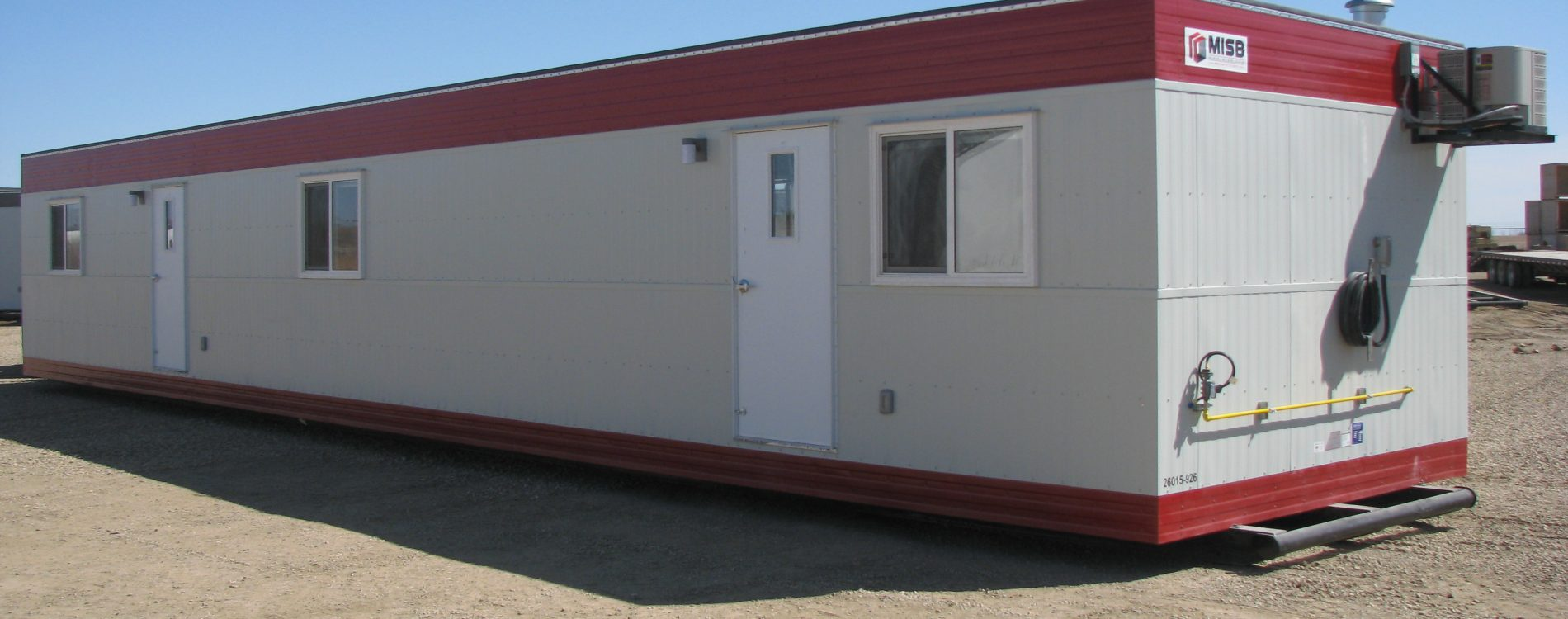 MISB | We Manufacture High Quality, Code Compliant Relocatable Modular Structures.