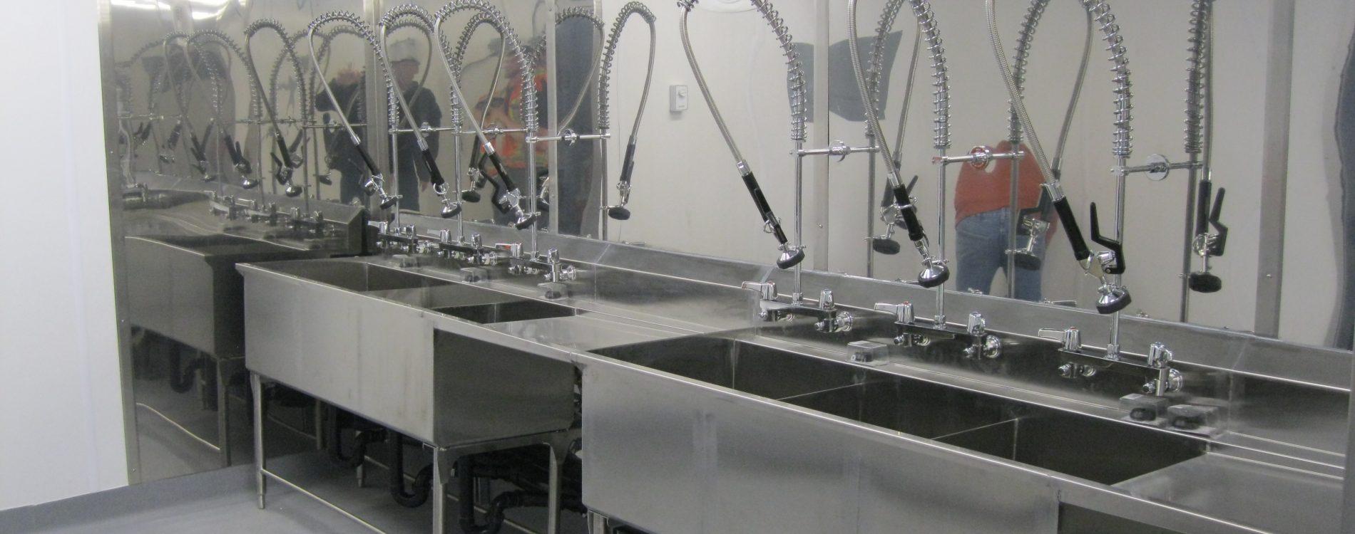 Bottle Wash Unit - 12x60
