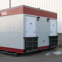 10x14 Self Contained Wash Car