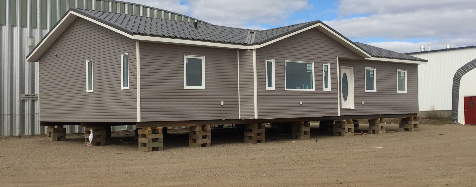 MISB   We Manufacture High Quality, Code Compliant Relocatable Modular Structures.