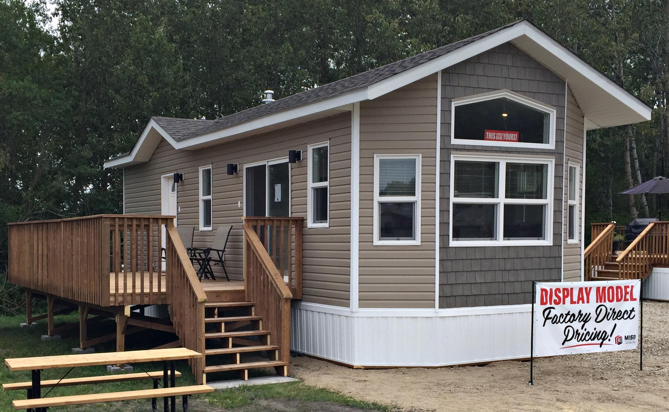2 Bedroom Park Model Mobile Home. Mobile and Modular Homes   MISB   Modular Industrial Structures