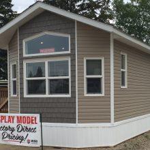 2 Bedroom Park Model Mobile Home