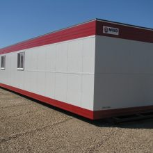 12x40 Open Skidded Office | MISB