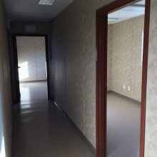 Custom Office - 12x40 - Interior